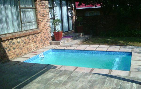 Fiberglass Shell Pools